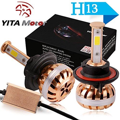 YITAMOTOR Headlight Conversion 000LM 6000K