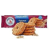 Voortman No Sugar Added Oatmeal Cookies, 225g 2 Count