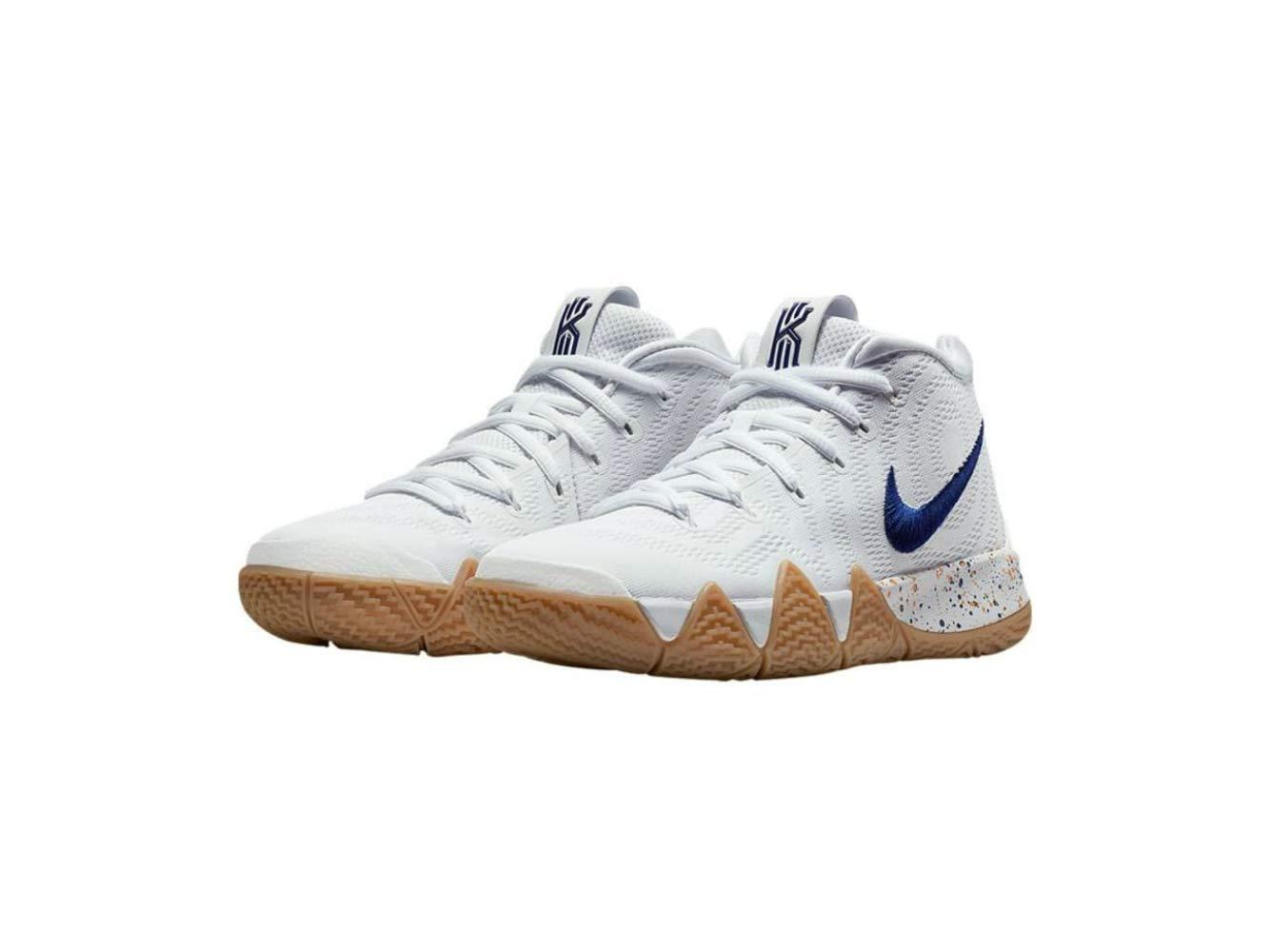 0957d1e77d29 Galleon - NIKE Kids  Grade School Kyrie 4 Basketball Shoes (4