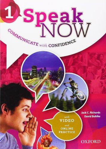 Speak Now 1: Student's Book