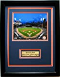 MLB Detroit Tigers Comerica Park Photo Frame with Nameplate