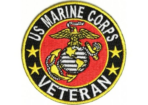 Embroidered-Iron-On-Patch-United-States-Marine-Corps-Veteran-3-Military-Patch