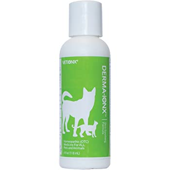 VETiONX Derma-IonX - Pet Skin Care for Dogs and Cats