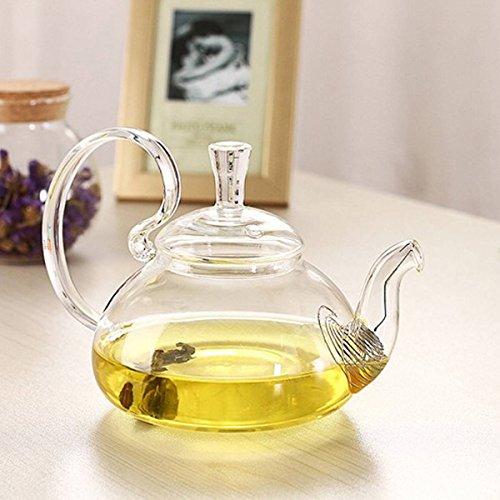 KINGSO Resistant Elegant Teapot Stainless