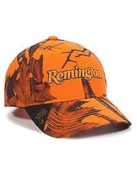 Al aire última intervensión gorra unisex-adult Remington Blaze camuflaje gorra