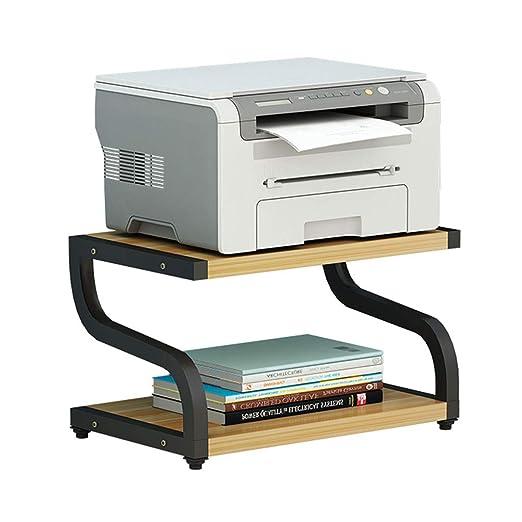 Organizadores de material de escritorio Estante de la impresora ...