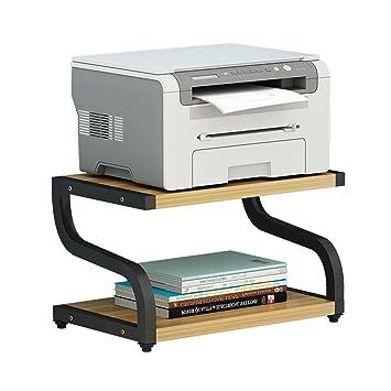 Estante de la impresora, estante de la impresora de ...