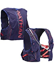 Nathan Men's Hydration Pack / Running Vest - VaporKrar 2.0 - 12L Capacity with 1.6 L Water Bladder, Hydration Backpack - Running, Marathon, Hiking, Outdoors, Cycling and More