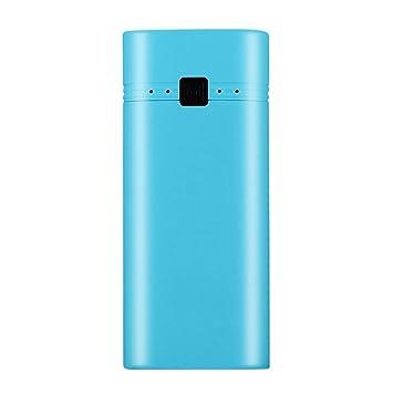 hunpta Nueva 5600 mAh 5 V USB Power Bank Caso 18650 Cargador de ...