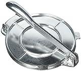 Royal Cook ROY-38022CB 8'' Aluminuim Tortilla Press-Silver, Multicolor