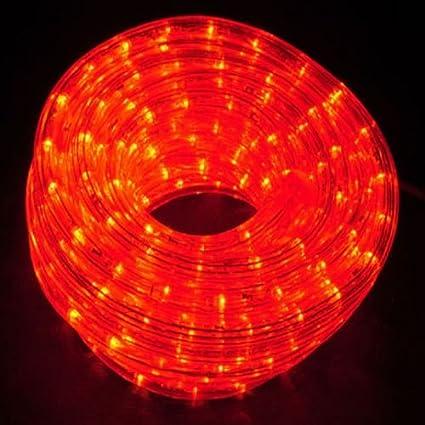 Ex-Pro/® 15m Static Super Bright Red Rope light