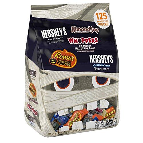 HERSHEYS Halloween Assortment 51 42 Ounce Pieces