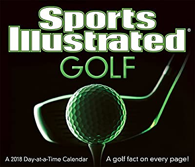 Sports Illustrated Golf 2018 Day-at-a-Time Box Calendar