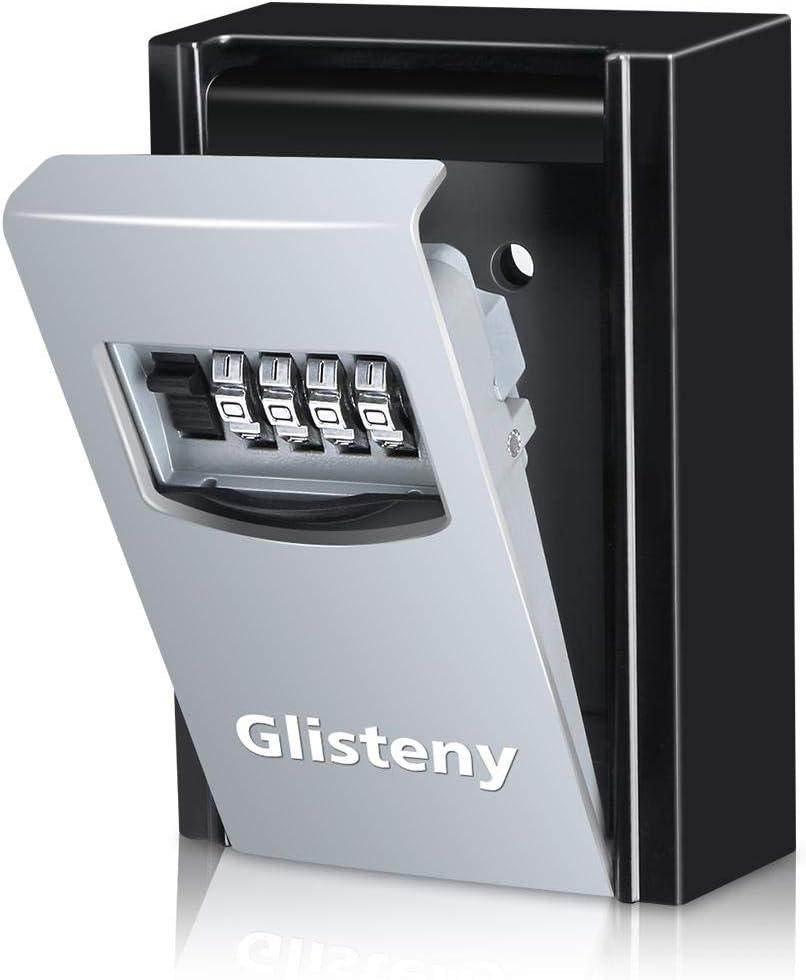 Caja fuerte para llaves Glisteny con combinación de 4 dígitos por sólo 10,19€ usando el #código: HIJDVXKL