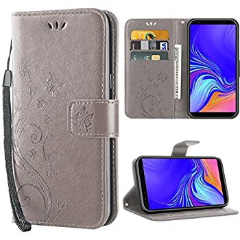Amazon.com: Samsung Galaxy A7 Wallet Case, A7 2018 Case ...