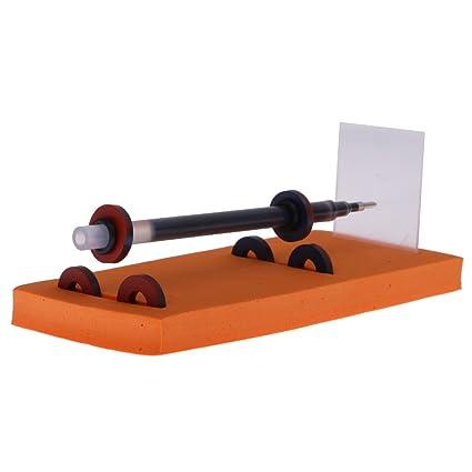 Juegos de Experimento Pluma Levitación Magnética Casera Tecnología de Ciencia Física Aparatito Bricolaje