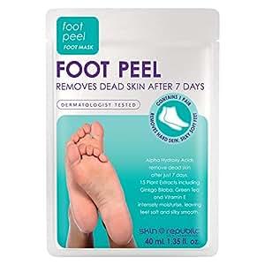 Skin Republic Feet Masks Moisturiser 40 Ml
