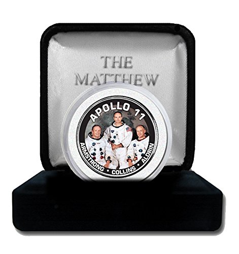 Apollo 11 Astronauts Coins (The Three Astronauts That Landed On The Moon)