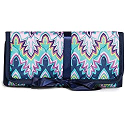 cinda b. Jewelry Roll, Midnight Calypso
