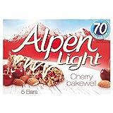 Alpen Light Bars Cherry Bakewell - 5 x 19g