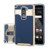 Walle Shop LG G Stylo 2 (LS775) Case/ LG G Stylo 2 Plus Case Slim Fit Armor Defender Protecting Smartphone In Style
