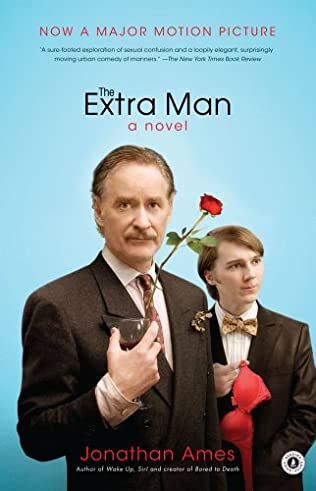 book cover of The Extra Man