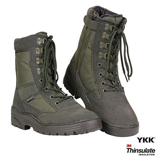 Fostex - Zapatillas de Deportes de Exterior Unisex adulto