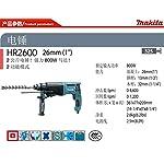 Makita-HR2600-TASSELLATORE
