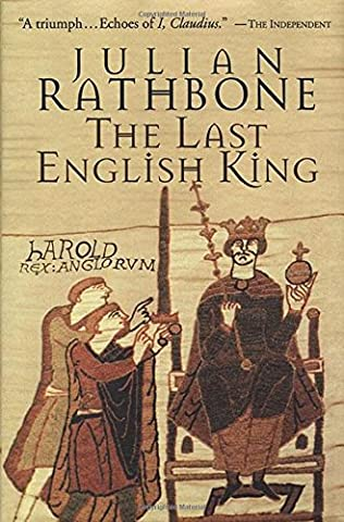 book cover of The Last English King