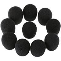 20Pcs Mini Lavalier Wireless Microphone Windscreen Sponge...