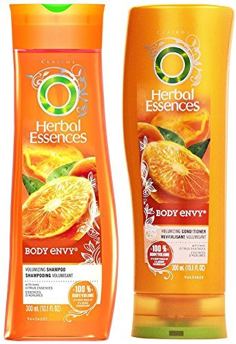 Herbal Essences Body Envy Volumizing Duo Set Shampoo & Conditioner, 10.1 Fluid Ounce (1 Set) by Herbal Essences