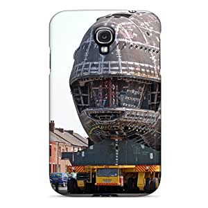 Durable Case For The Galaxy S4- Eco-friendly Retail Packaging(hms Ambush Section Being Transported)