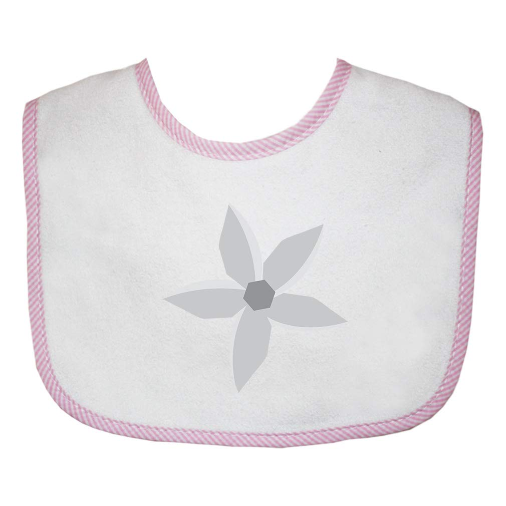 Amazon.com: Ninja Star Cotton Boys-Girls Baby Terry Bib ...