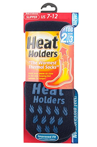 Heat Holders Thermal Slipper Grippers