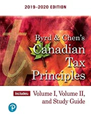 Canadian Tax Principles 2019-2020 Edition with MyAccountingLab Access Card Package