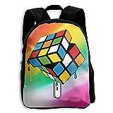 time machine rubik - The Children's Rubik's Cube Backpack