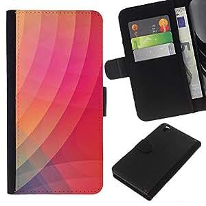 WINCASE Cuadro Funda Voltear Cuero Ranura Tarjetas TPU Carcasas Protectora Cover Case Para HTC DESIRE 816 - blanco de la manera de oro de la moda brillante