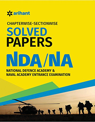 Chapterwise-Sectionwise Solved Papers NDA & NA