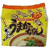 ハウス食品 うまかっちゃん オリジナル 5個パック ×3セット
