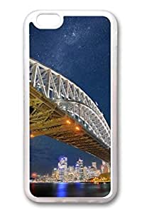iPhone 6 TPU Clear Soft And Many Design iPhone Case Latest style Case Suit iPhone5/5S Very Nice And Ultra-thin Case Easy To Operate Bay Bridge Bright