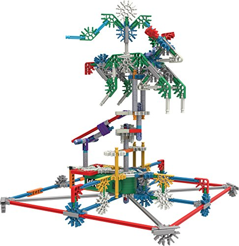 51IysrbBxVL - K'NEX Imagine – Power and Play Motorized Building Set – 529 Pieces – Ages 7 and Up – Construction Educational Toy