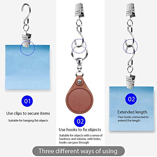 Teenitor Party Light Hanger, Gutter Hangers for Lights, Curtain Clips  Hanging Clamp Hooks Hanger Clips for Curtain Photos String Party Lights  Awning