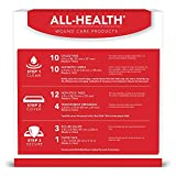 All Health Wound Care Kit, 40 Items | For Small to