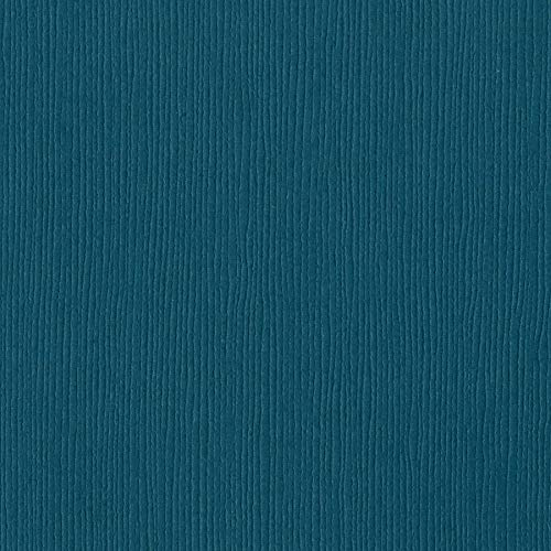 Bazzill Blue Calypso 12x12 Textured Cardstock   80 lb Teal Blue Scrapbook Paper   Premium Card Making and Paper Crafting Supplies   25 Sheets per Pack