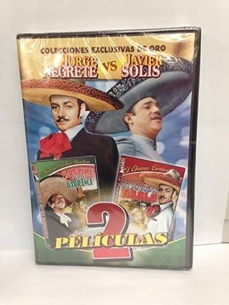 bada571ee Amazon.com  2 Peliculas  Sangre En La Barranca  La Madrina del ...