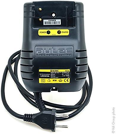 Bater/ía para Mando de Gr/úa Autec LK6