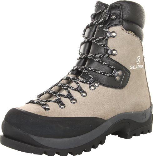Scarpa Wrangell GTX Mountaineering Boot,Bronze