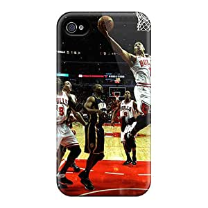 Snap-on Cases Designed For Iphone 6plus- Chicago Bulls Derrick Rose