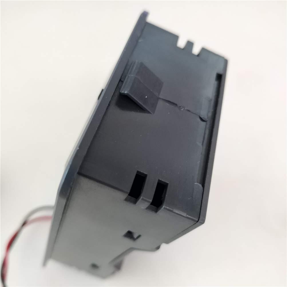 100 A KETOTEK Voltimetro Amperimetro Digital Multimetro Probador de voltaje Carril din Amper/ímetro Digital 220V 110V ~ 250V 100A Medidor de potencia Volt/ímetro Volt Amp LCD Probador del volt/ímetro