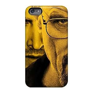 RandileeStewart Apple Iphone 6 Scratch Resistant Hard Phone Case Allow Personal Design Attractive Breaking Bad Cast Pictures [geM573zlHD]